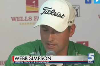 Simpson, Tesori get extra inspiration on the course from baby Isaiah